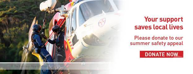 Westpac Helicopter Services NSW Northern Rivers