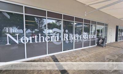The new Tweed Heads Office of The Northern Rivers Times