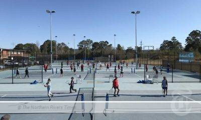 Local tennis clubs set for success
