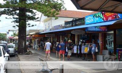 BYRON BUSINESSES RALLY BEHIND LOCAL BUYING CAMPAIGN AS TOURIST TRADE SLUMPS