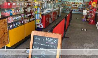 Muzza's Milk Bar has been closed for deep cleaning. Courtesy Facebook