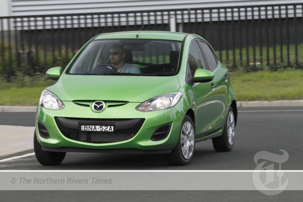 2010 Mazda2