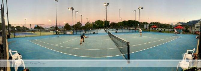 94th North Coast Tennis Championships this June long weekend