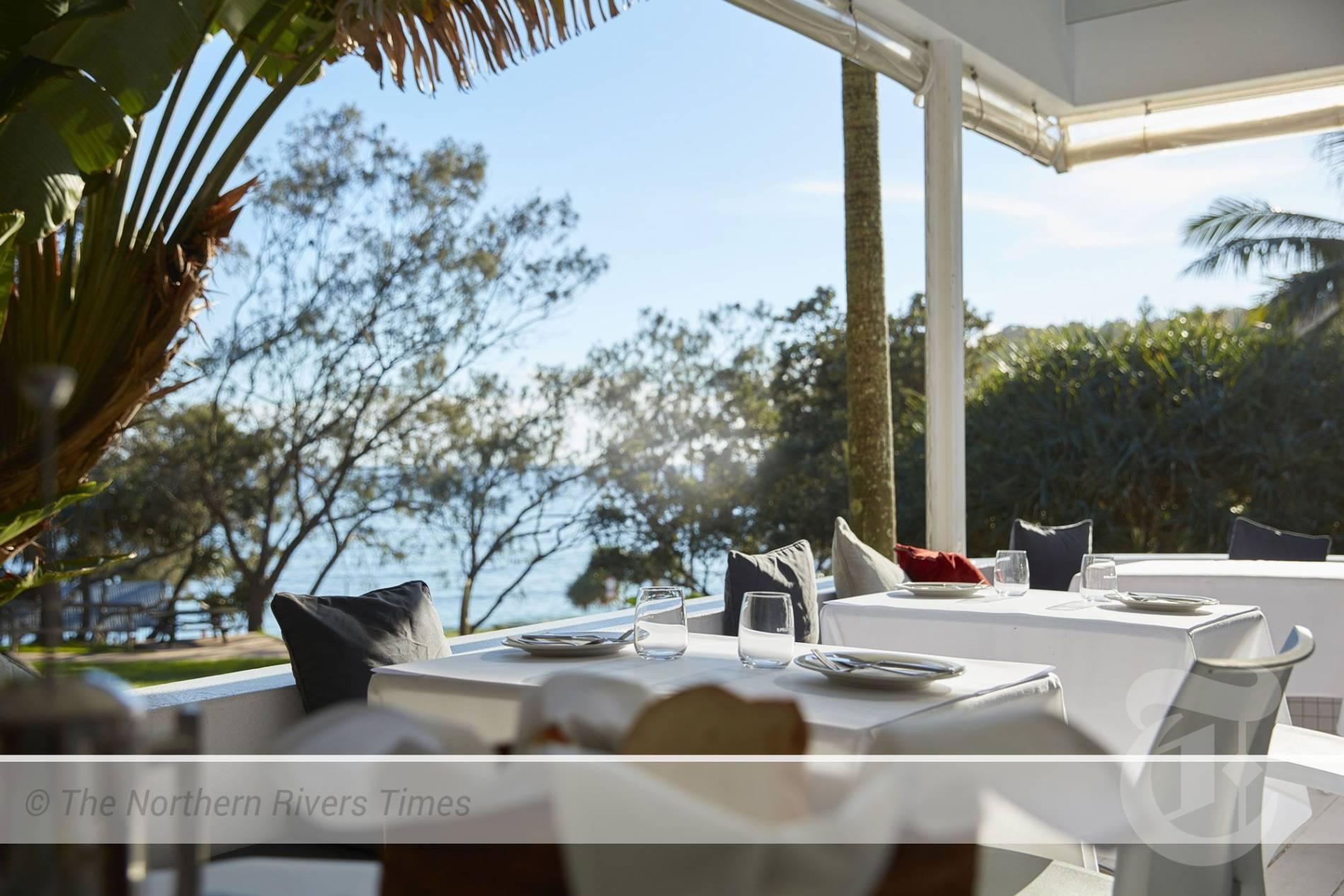 Alfresco Dining trial Byron Bay