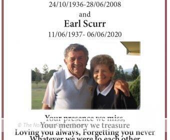 Betty & Earl Scurr