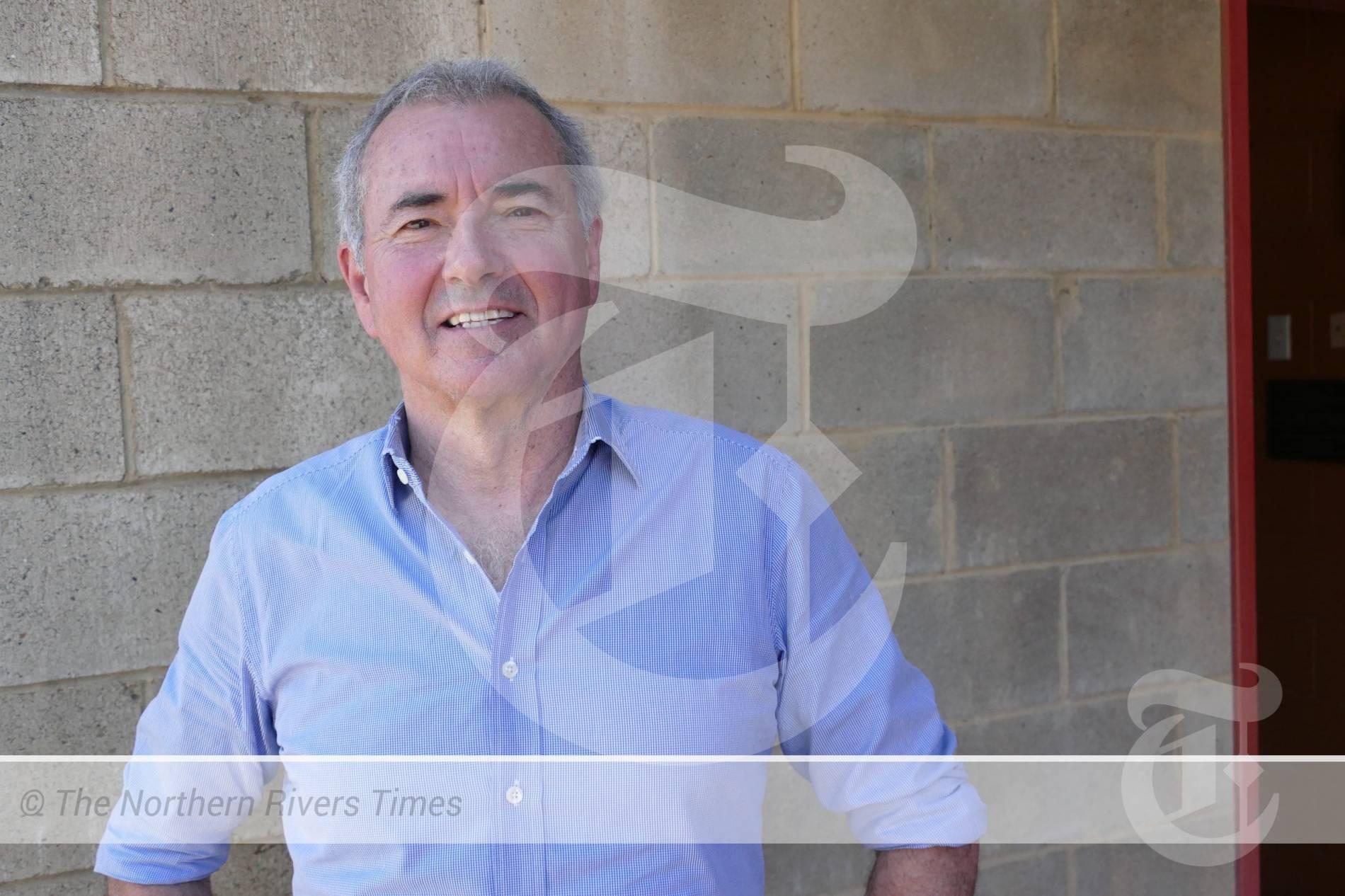 Clarence Nationals MP Chris Gulaptis
