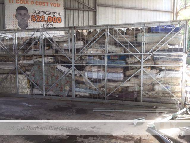 Mattress Recycling keeping valuable resources out of landfill