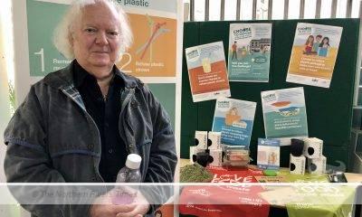 Ballina Shire Mayor Cr David Wright