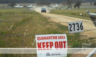 Biosecurity threat to future of farms and regions