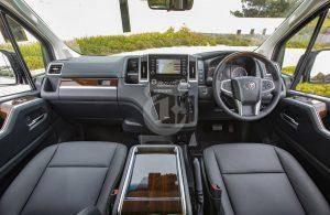 2019 Toyota Granvia.