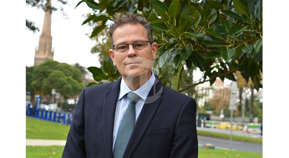 Industry Super Australia Chief Executive Bernie Dean