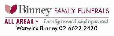 ,,Binney FAMILY FUNERALS